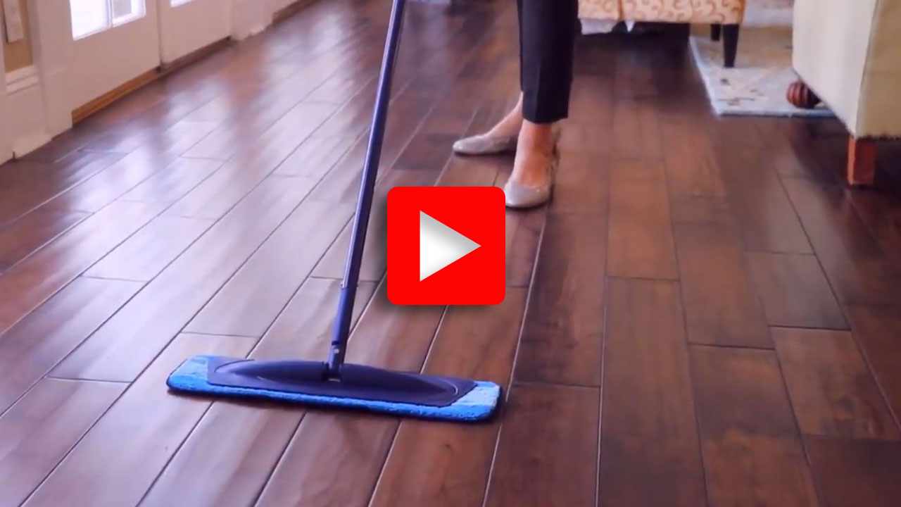 Play Hardwood Maintenance Video